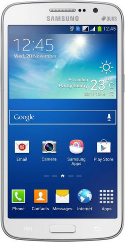 Samsung Galaxy Grand 2 Dual SIM SM-G7102 - 8GB, 3G + Wifi, White