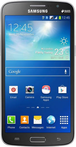 Samsung Galaxy Grand 2 Dual SIM SM-G7102 - 8GB, 3G + Wifi, Black