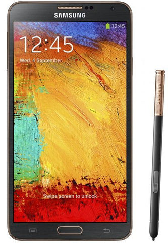 Samsung Galaxy Note 3 N9005 - 32GB, 4G LTE, Rose Gold Black