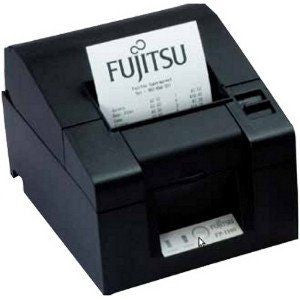 •	Fujitsu FP-1100 Thermal Printer - Monochrome - Desktop - Receipt Print