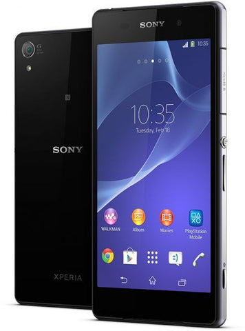 Sony Xperia Z2 D6503 - 16GB, 4G LTE, Black