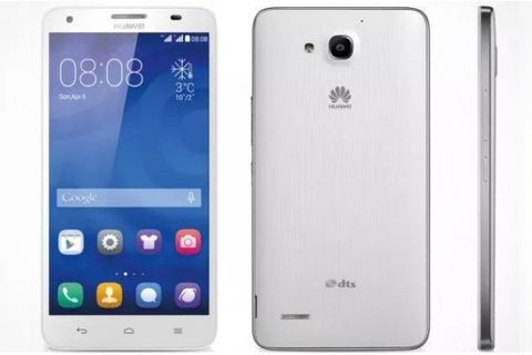 Huawei Ascend G750 Dual SIM (8GB, Android OS,  3G + Wifi, White)