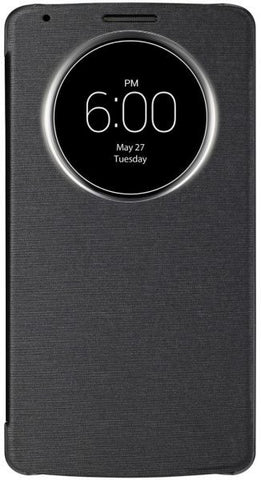 Circle View Case for LG G3 - BLACK