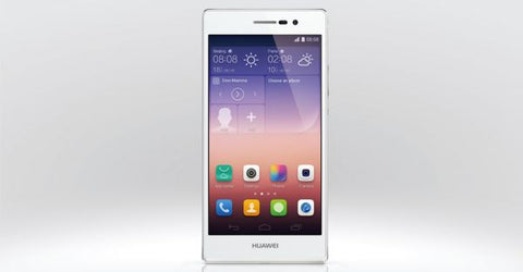 Huawei Ascend P7 (16GB, Android OS, 4G LTE + Wifi, White)