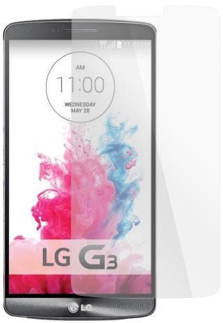 Anti-Fingerprint screen protector Skin Film For LG G3 D855