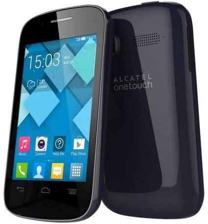 Alcatel One Touch Pixi 2 - 4GB, Android OS, 3G + Wifi, Bluish Black