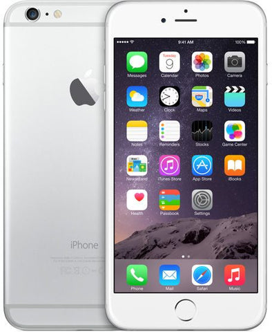 Apple iPhone 6 Plus With FaceTime - 16GB, 4G LTE, Silver