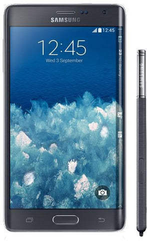 Samsung Galaxy Note Edge - 32GB, 4G LTE, Charcoal Black