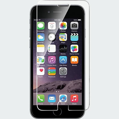 Dimax Tempered Glass Screen Protector Cover Guard Shield for Apple iPhone 6  4.7