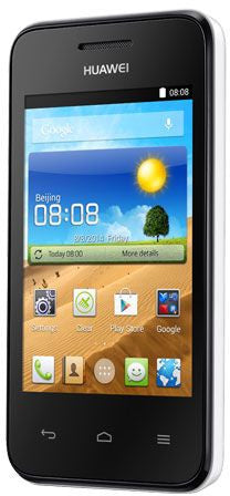 Huawei Ascend Y221 - 4GB, Wifi, White