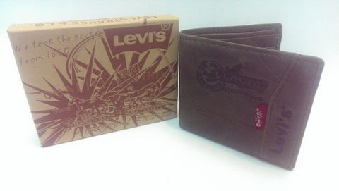 Levi's genuine leather for men