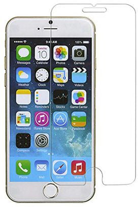 Sapphire-Glass Screen Protector for iPhone 6 Crystal Clear - Industry-High 9H Hardness