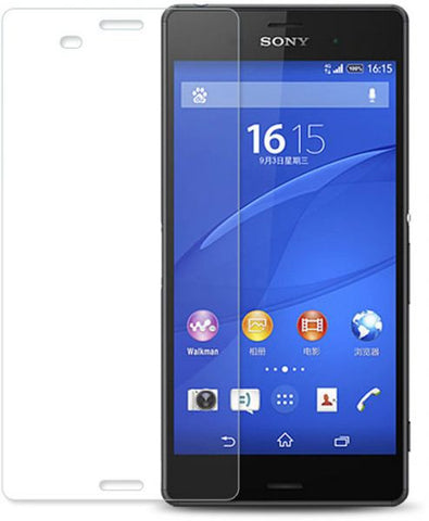 Z3 Tempered Glass Screen Protector for Sony Xperia Z3