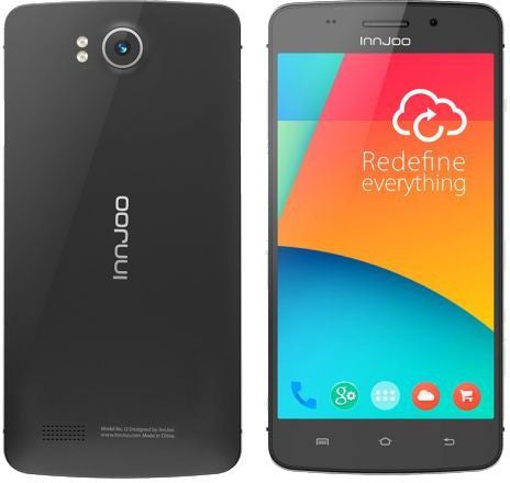 INNJOO i2s - 16GB, 3G + Wifi, Black