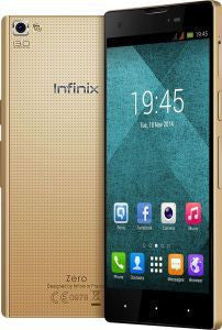 Infinix Zero X506 - 16GB, 3G, Wifi, Gold