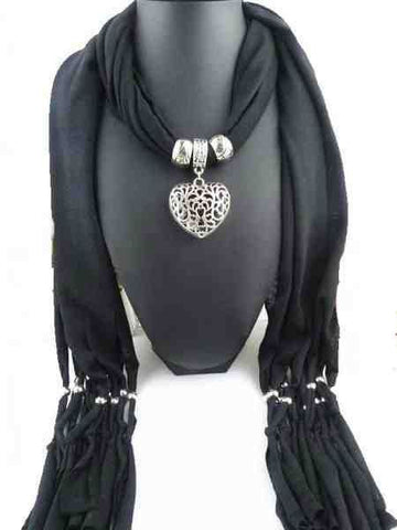 Scarf Black for women