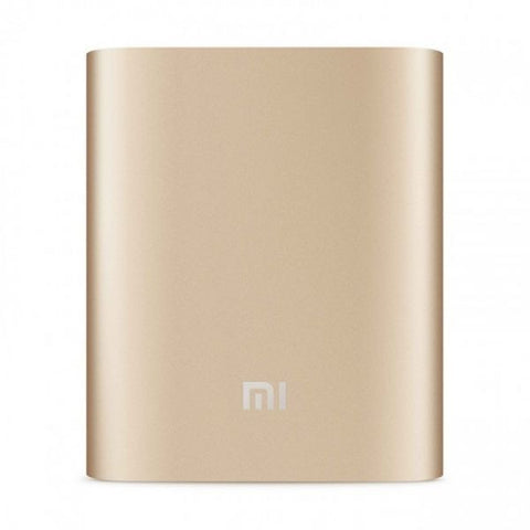 E1 10,400 mAh Power Bank (Gold)