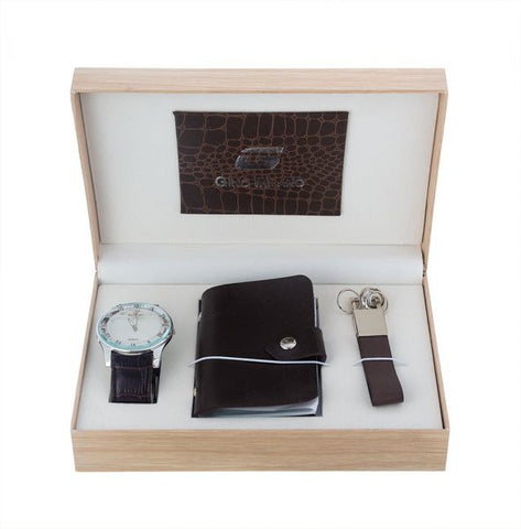 Gino Milano 1325/L Accessory Set For Men