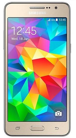 Samsung Galaxy Grand Prime SM-G530H - 8GB, Dual SIM, 3G, Gold