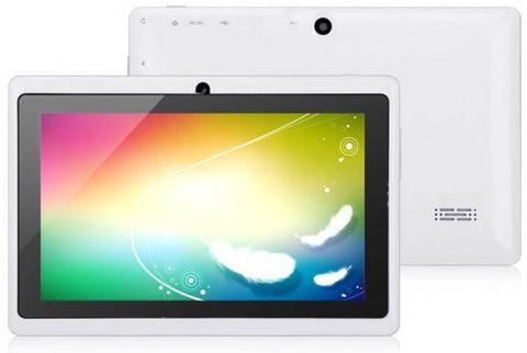 (vipad tablet )4 GIGA-2 camera-7  inch screen-Wifi-android-color white