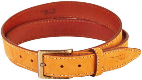 Oryx 11-07-0100-90 Belt For Men-Leather, Tan