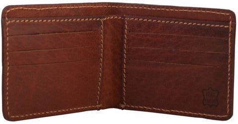 Oryx 11-23-0757-86 Wallet For Men-Leather, Brown
