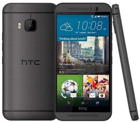 HTC One M9 - 32GB, 4G LTE, Gunmetal Gray