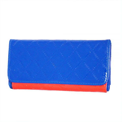 Ravin 26299 Wallet For Women-Blue Red