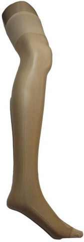 Silvy Tall Voiles Stockings - Beige, Free Size