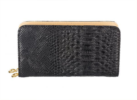 MAM 24-6-13 Wallet For Women - Black