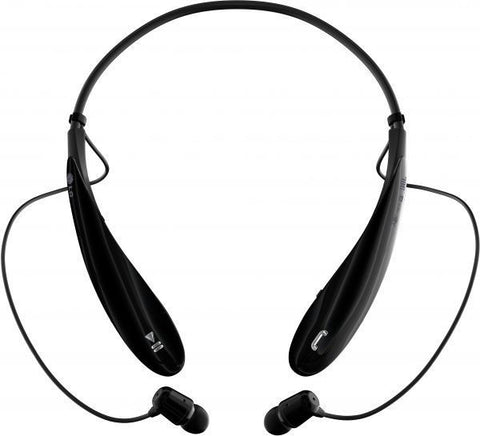 ‫(HBS-800) - ‫(Black)-‫LG Tone Ultra Bluetooth Stereo Headset