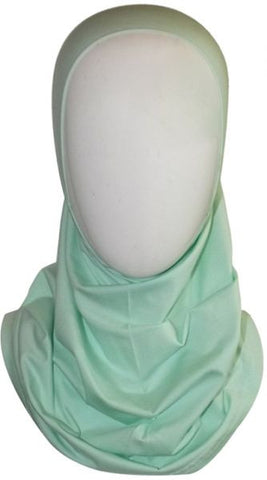 Full Size Scarve for Women - Green