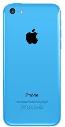 Apple iPhone 5C Without FaceTime - 8 GB, 4G LTE, Wi-Fi, Blue