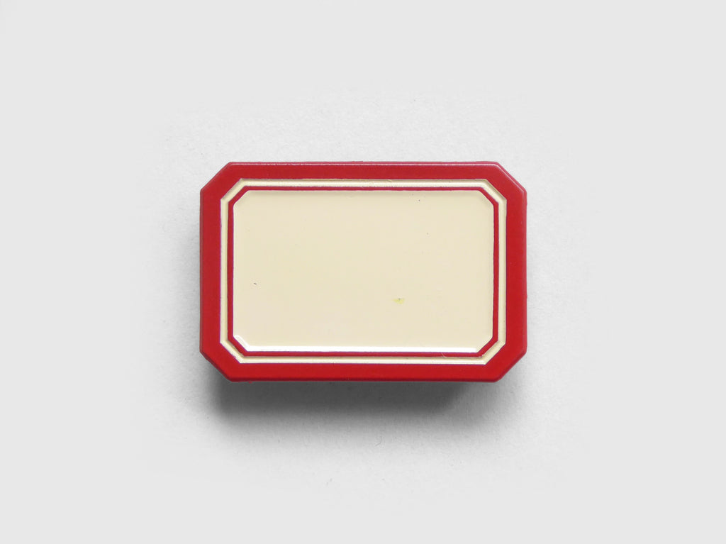 Label Enamel Pin