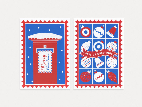 Stamp Cards