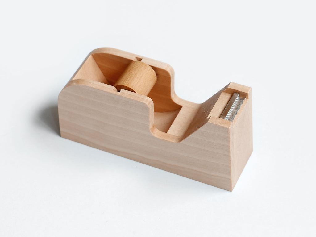 Wood Tape Holder