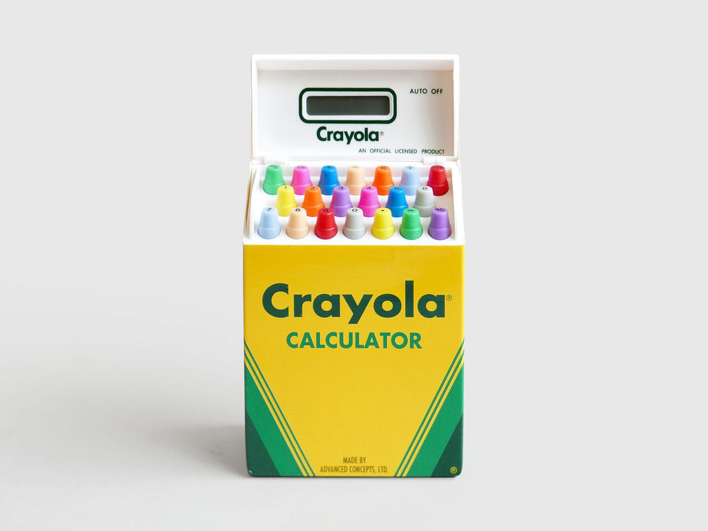 Crayola Calculator (1994)