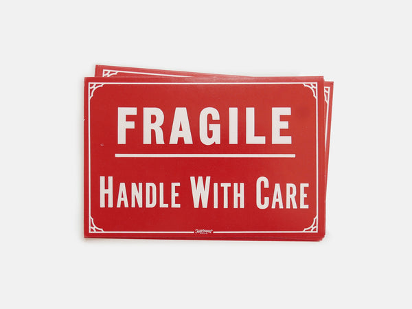 Fragile Label (XL)