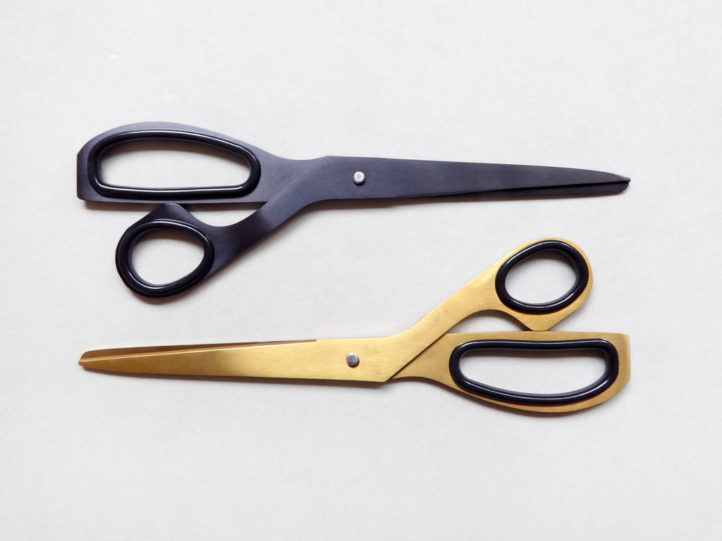 Brass Scissors