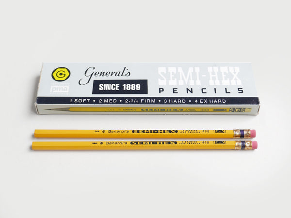 Semi Hex Pencils (1970s)