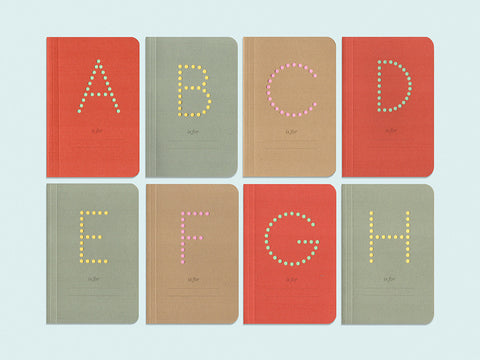 Alphabet Notebook