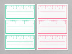 Ruler Labels