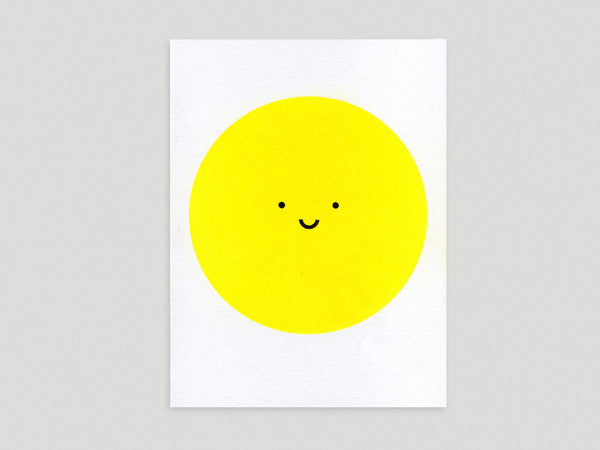 Cheery Sun Card