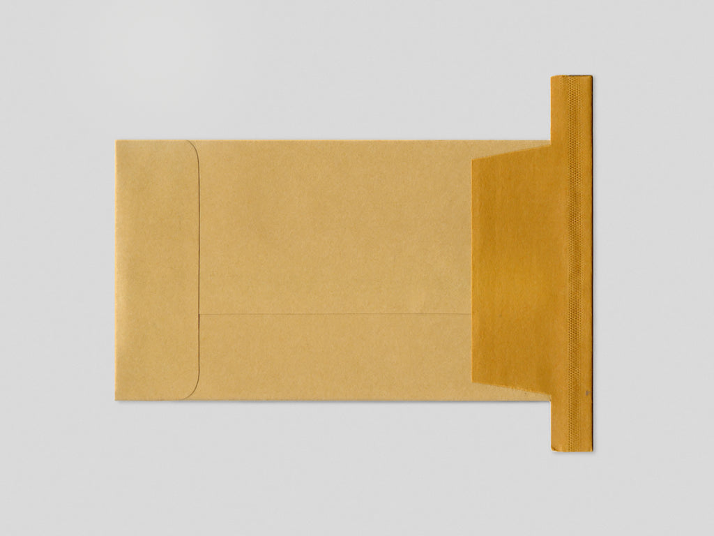 Metal Flap Envelopes