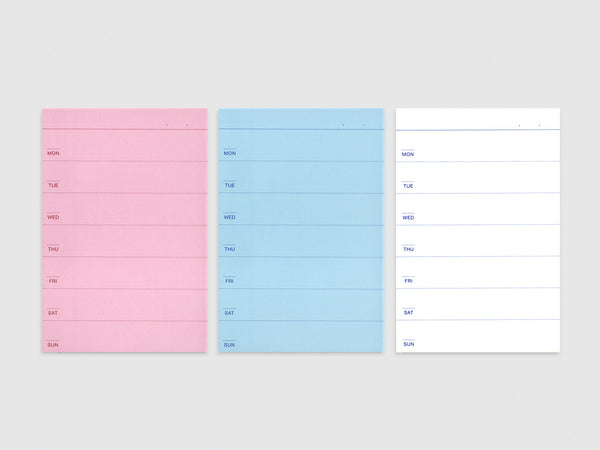 Planner Sticky Notes
