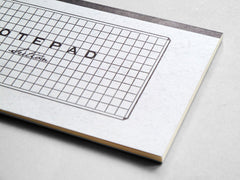 Notepad Ruled/Gridded/Plain