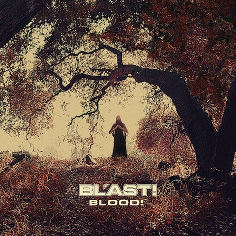 Bl'ast ‎– Blood! LP (Orange Vinyl)