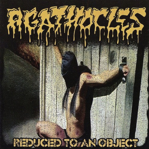 Agathocles / Cannibe -  Reduced To An Object / Natural Disaster From Dead Bodies CD - Grindpromotion Records