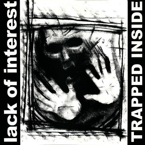 Lack Of Interest - Trapped Inside LP (Marble Vinyl)