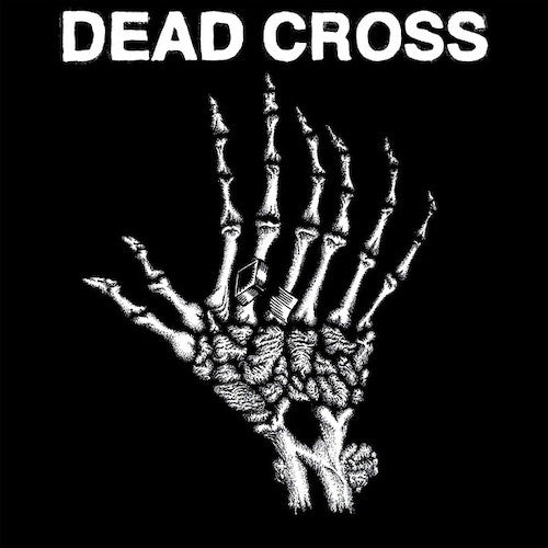 "Dead Cross ‎– Dead Cross 10"" - Grindpromotion Records"
